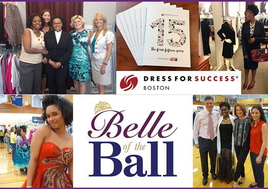 Dress for Success and Belle of the Ball Photos