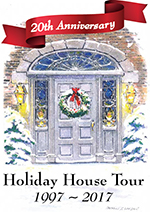 Holiday House Tour logo