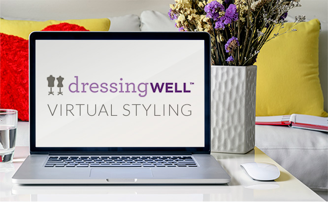 Dressing Well Virtual Styling
