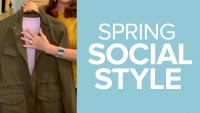 Spring Social Style