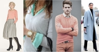 Winter Pastels: 5 Ways for Men and Women to Wear Them Well