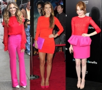 The Power of Red (& Pink!)