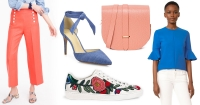 Dressing Well's Top Ten Fashion Picks for Women:  Spring 2017