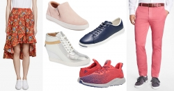 A Sneaker Moment: 5 Ways for Guys & Gals to Kick Off (and Kick Up!) Summer Style