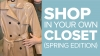 Shop in Your Own Closet